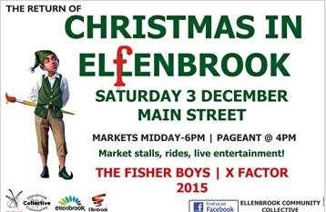 christmas-in-elfenbrook-ellenbrook-main-street