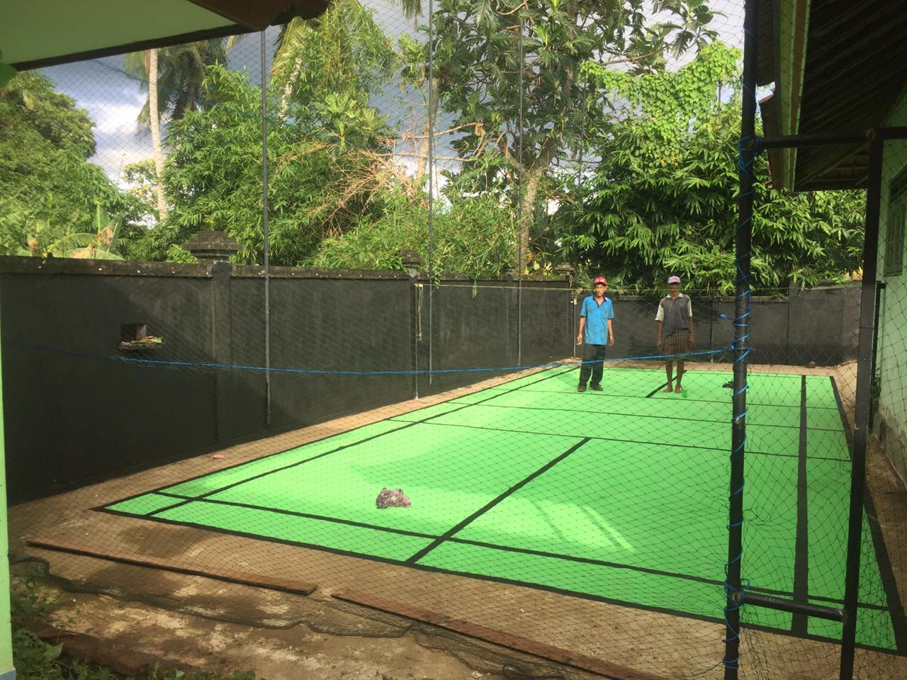Badminton court 3